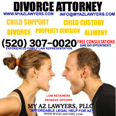 Tucson Divorce Lawyers | Family Law Attorneys in Tucson